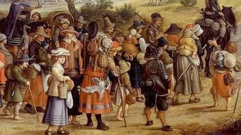 Gouden eeuw migratie naar de republiek. Geschiedenistafel 27-2-2020