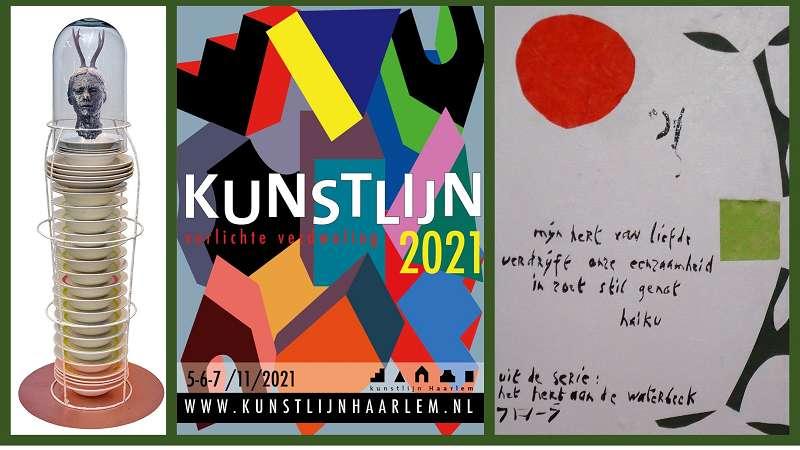 """KUNSTLIJN 2021 op Sociëteit """"Vereeniging"""""""