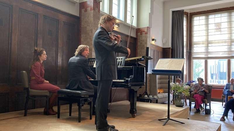 Terugblik: eerste Concert voor de thuisblijvers