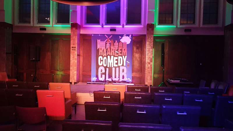 Update Haarlem Comedy Club, 20e editie