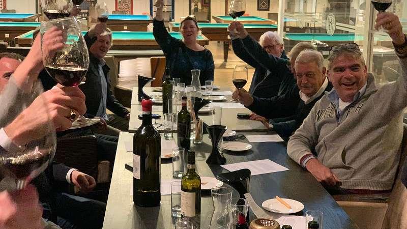 Terugblik: 10 jaar wijngenootschap