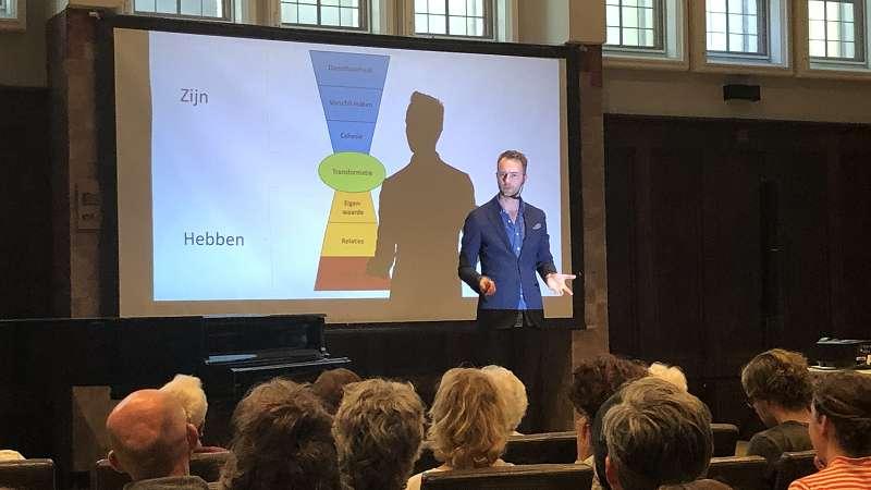 Humanistisch Café in Haarlem groot succes!