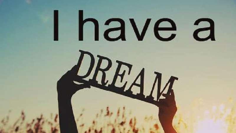 Ik droomde