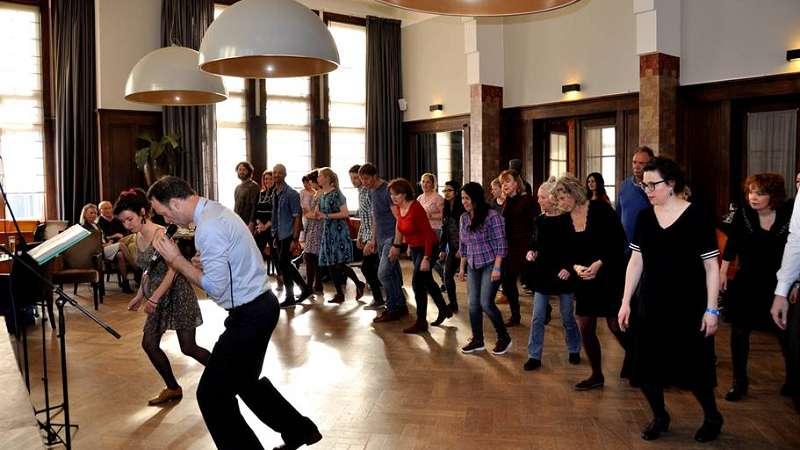 Eerste Jazz-concert georganiseerd door de nieuwe SO-commissie Muziek groot succes