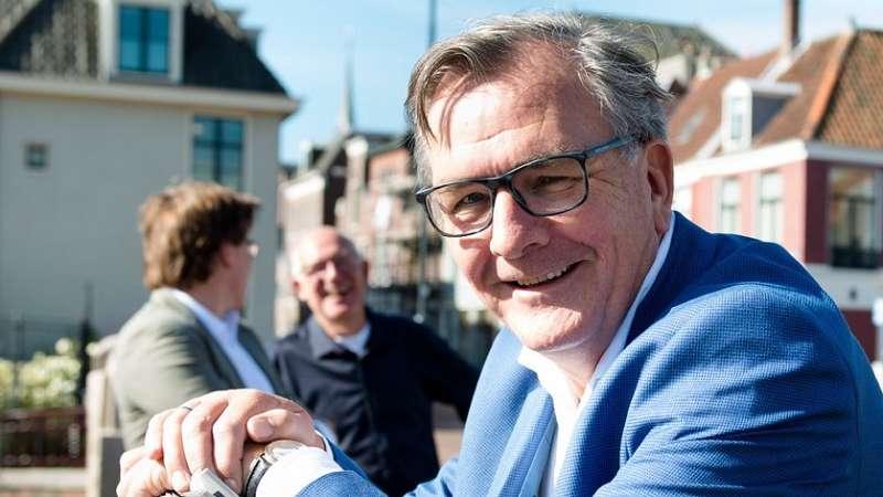 Interview: Jaap Sluis met Fred Nesse