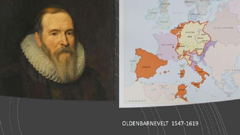Terugblik: boeiende lezing over Johan van Oldenbarnevelt