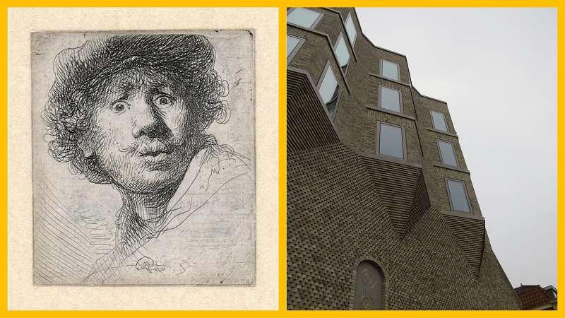 SoArt Terugblik op Rembrandt-dag in Museum Lakenhal te Leiden