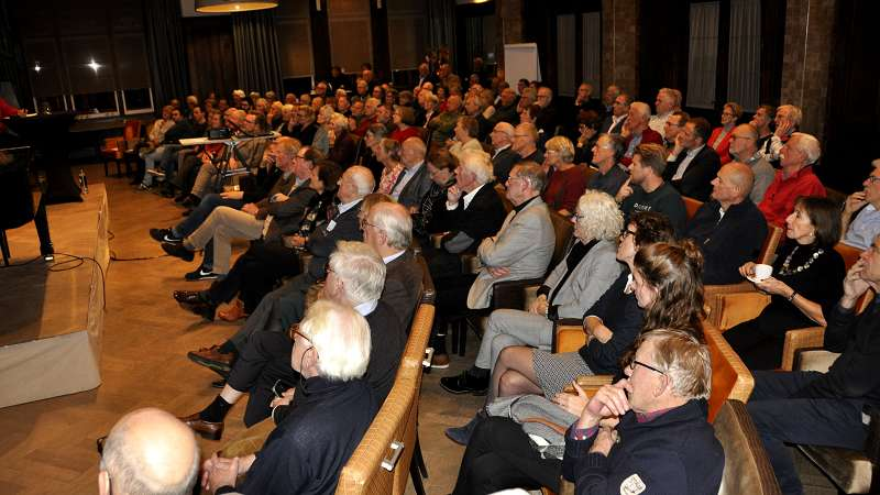 Grote belangstelling lezing over WOI
